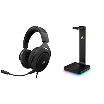 Corsair Surround Casque Gaming Support Pour Casque Decoute Haut