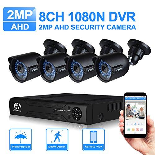 JOOAN 1080N AHD CCTV Home Camera Surveillance System