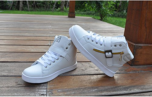 Zapato De Deporte Con Cordones Y Botines De Invierno Con Cordones De Invierno Para Hombre