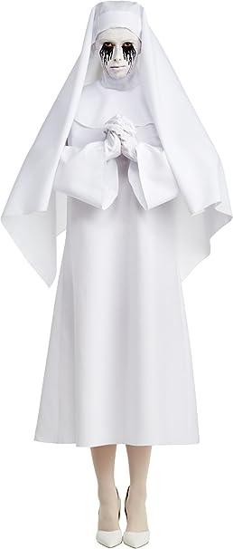 Amazon.com: American Horror Story Asilo Weeping Nun ...