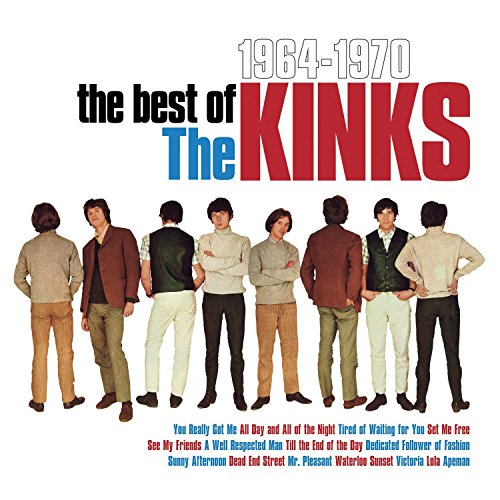 Best Of The Kinks 1964-1970 [LP]