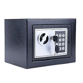 Homdox Caja Fuerte de Seguridad Camuflada Caja Fuerte Electrónica ...