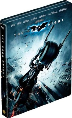The Dark Knight Blu-ray SteelBook (Single Disc)