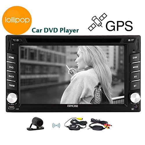 Android 5.1 Double Din Car Stereo Radio Receiver: Amazon.co.uk: Electronics