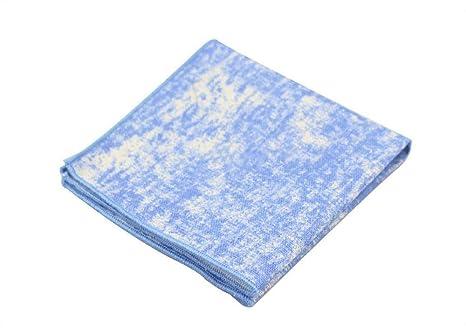 SKYyao Pañuelo de Bolsillo Formal Traje Sujetador Cuadrado Toalla algodón cáñamo Cuadrados Juego Pocket Accesorios algodón