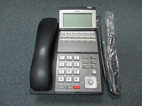 NEC Univerge UX5000 0910044 IP3NA-12TXH DG-12e 12 Button Display Telephone BLK (Certified Refurbished)