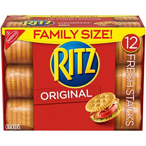 🥇 RITZ Fresh Stacks Original Crackers