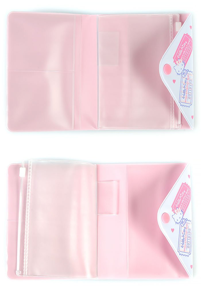 Hello kitty Passport / Passport Case Cover