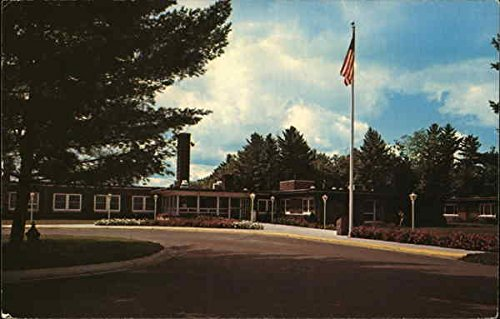 Lakeland Memorial Hospital Woodruff, Wisconsin Original Vintage - Shop Lakeland