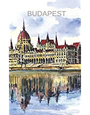 BUDAPEST: POCKET SIZE TRIP PLANNER & TRAVEL JOURNAL NOTEBOOK. PLAN YOUR NEXT VACATION IN DETAIL TO BUDAPEST: PACKING LIST, ITINERARY, BUCKET LIST, HOTELS & MORE... 75 BLANK LINED PAGES INCLUDED FOR NOTES AND WRITING. ADVENTURE LOG.