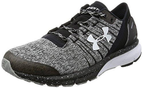 Under Armour Men's UA Charged Bandit 2 Black/Black/White...