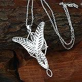 Sterling Silver Arwen Evenstar Pendant Necklace