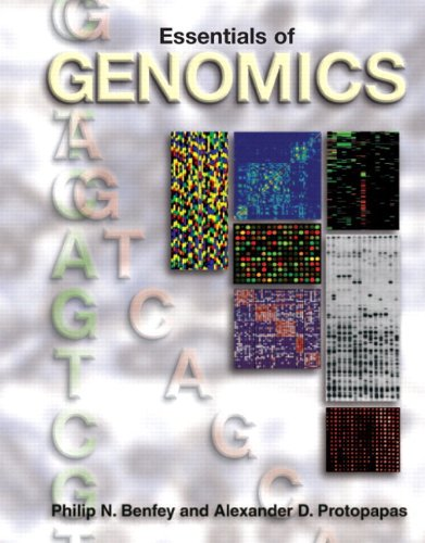 Essentials of Genomics and PowerPoint CD Package
