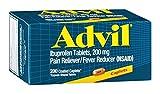 Advil Ibuprofen Caplets