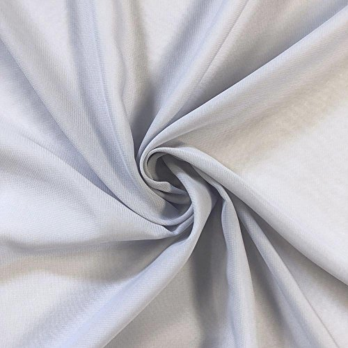 - Solid Chiffon Fabric Polyester Dress Sheer 58