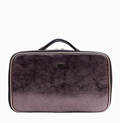 PurseN Amour Travel Toiletry Makeup Case Bronze Luster by PurseN