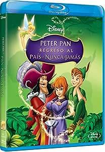 Peter Pan en Regreso al país de Nunca Jamás [Blu-ray