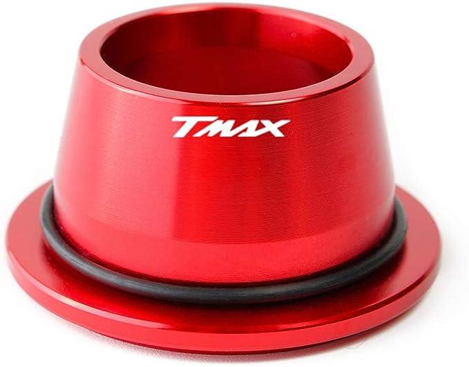 Terminali di scarico terminale di copertura in alluminio CNC per Yamaha T-MAX 530 SX//DX 2017 2018 per Yamaha T-MAX 530 SX//DX 2017 2018
