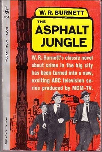 The Asphalt Jungle - TV TIE IN edition [Mass Market]