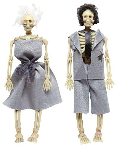 Widmann 01381 Skelettpaar bekleidet