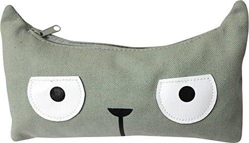 GamaGo Grey Kitty Case Personal Storage,