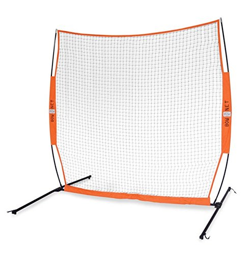 Pole Frame (Bownet 7' x 7' Heavy Duty Steel Frame with Original Bow-Poles - Fits 7 Bownet Training and Protection Nets)