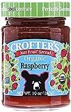Crofter's, Organic Raspberry Fruit Spread, 10 oz