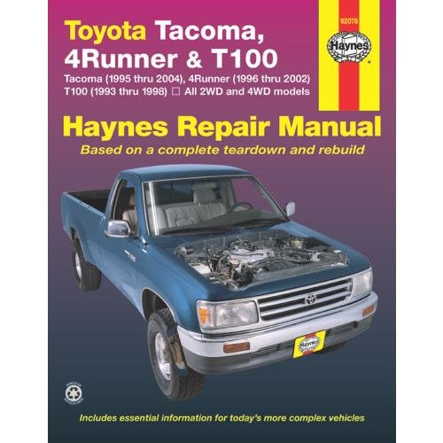 toyota 4runner repair manual - 3
