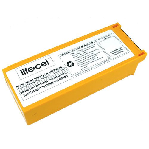 replacement-battery-for-the-medtronic-lifepak-500-aed-lp-500-aed-battery-pack