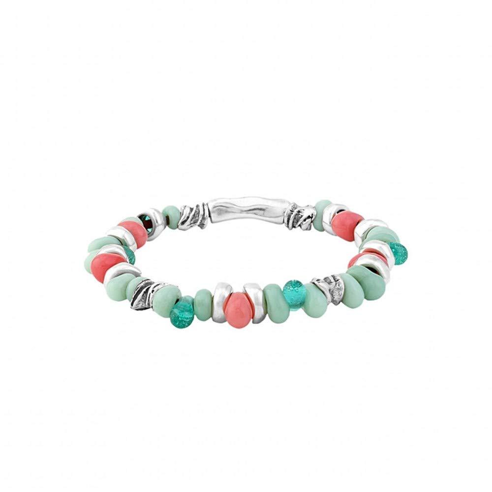 Uno de 50 DEEPS EA bracelet 17cm/6.69inch PUL1706MARMTL0M