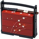 Sakura Lunch Bento Box 3 Tier #06423