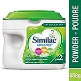 Similac Advance Step 2 Non-GMO Baby Formula, Powder, 658 g, 6-24 Months