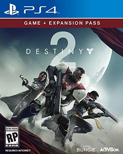 Destiny 2   Game   Expansion Pass Bundle   Ps4  Digital Code