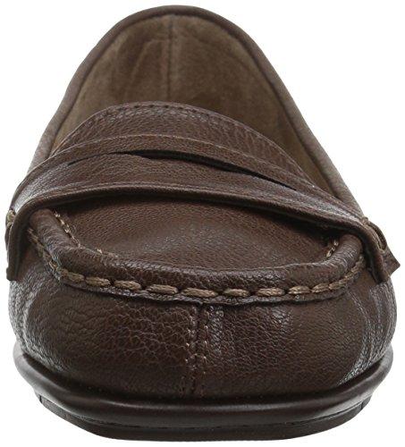 A2 by Aerosoles Women's Sandbar Slip-on Loafer Brown