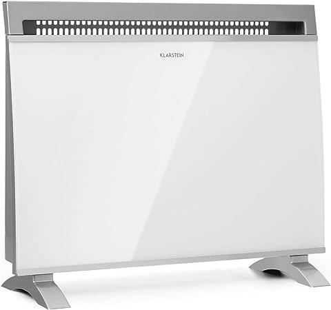 Konvektorheizung Heizgerät regelbares Thermostat 1500W 3 Heizstufen Raumheizer