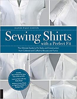 ac9e00cb936 Sewing Shirts with a Perfect Fit: The Ultimate Guide to Fit, Style ...