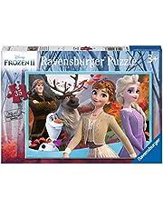 Ravensburger 5046 Disney Frozen 2, 35-delige puzzel voor kinderen vanaf 3 jaar,