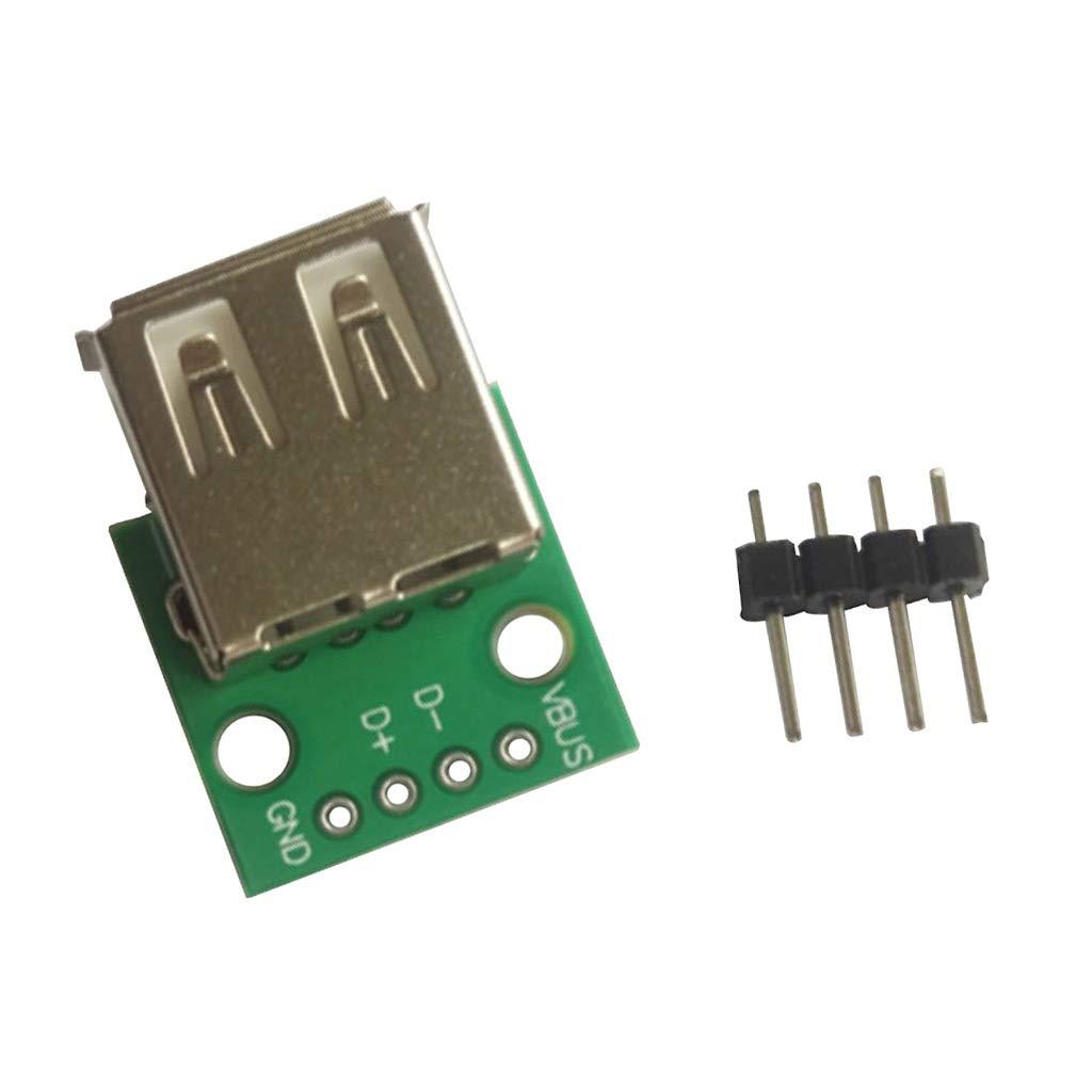 yotijar 3X USB A Female Port