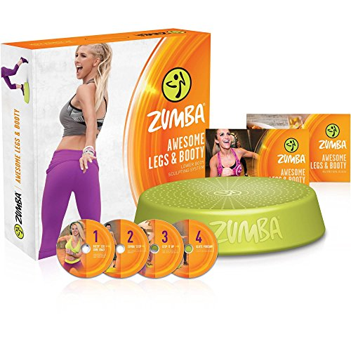 Zumba Awesome Legs and Booty DVD System