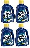 OxiClean HD Sparkling Fresh Scent Liquid Laundry Detergent 100.5 fl oz (4 Pack)