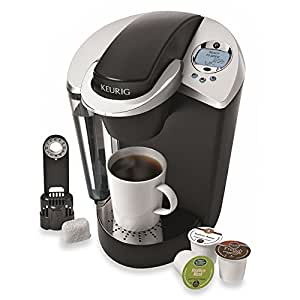 Amazon.com: Keurig K65 single cup brewing home system w water filter kit and 24 assorted Kcups ...