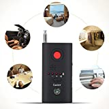 RF Signal Detector, Anti-Spy Hidden Camera Laser RF Signal Bug Detector GSM Device Finder (Black) Review