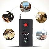 RF Signal Detector, Anti-Spy Hidden Camera Laser RF Signal Bug Detector GSM Device Finder (Black) Review