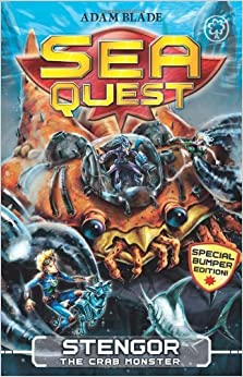 Book Sea Quest: Special 1: Stengor the Crab Monster by Blade, Adam (2013)