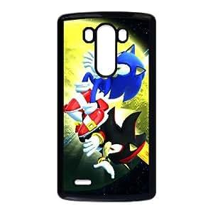 LG G3 Phone Case Black Game boy Sonic The Hedgehog NLG7792680