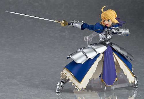 Fate/Stay Night Saber 2.0 Figma Action Figura