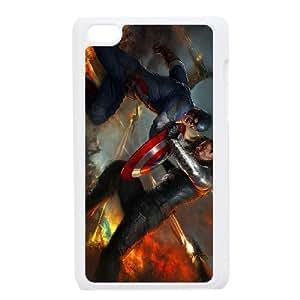 C-EUR Diy Phone Case Of Captain America 2 For Iphone 4/4S Case Cover