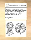 Speculum Mundi, Henry Wilson, 1140845713