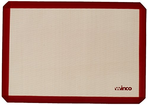 Winco Silicone Baking Mat, 14-7/16 by 20-1/2-Inch by Winco