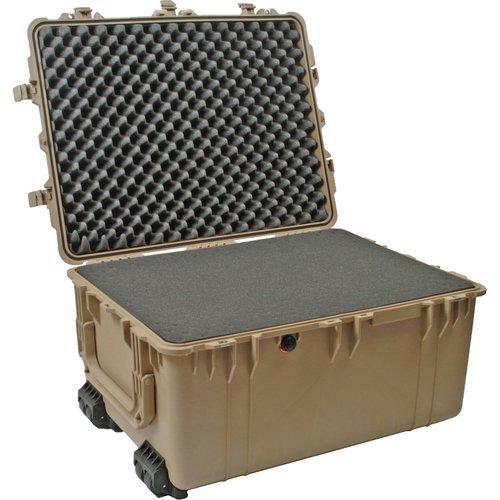 Pelican 1630 Camera Case With Foam (Desert Tan) by Pelican